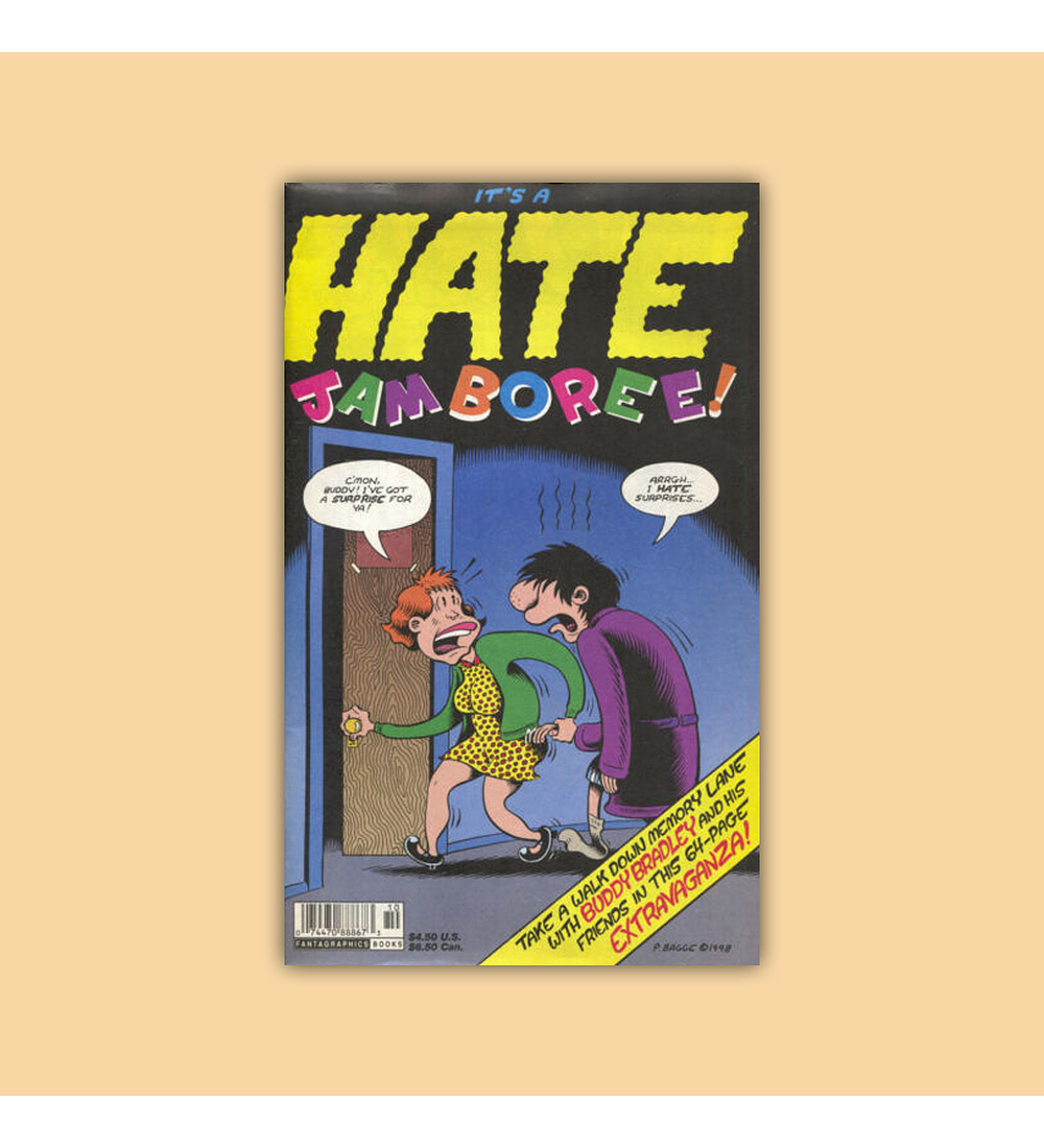 Hate Jamboree! 1998