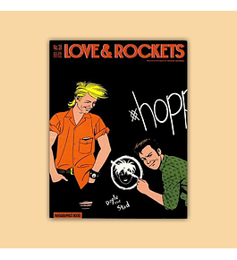 Love & Rockets 28 VF (8.0) 1988