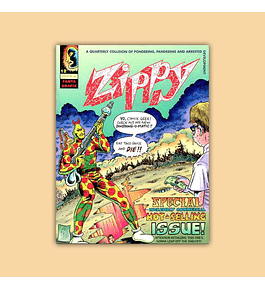 Zippy Quarterly 12 1995