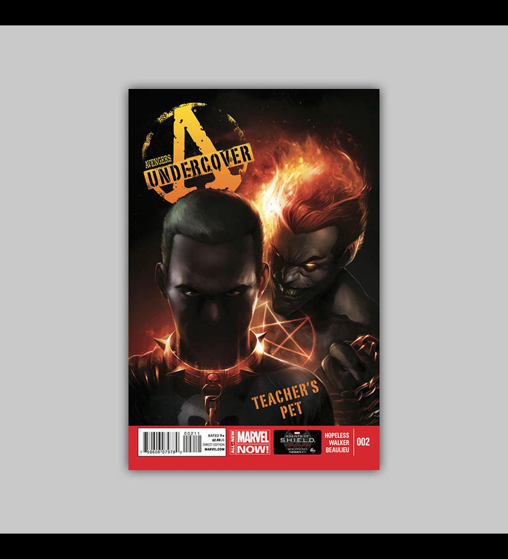 Avengers Undercover 2 2014