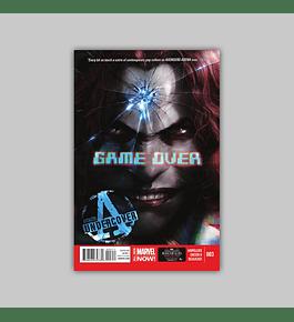Avengers Undercover 3 2014