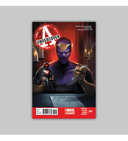 Avengers Undercover 5 2014