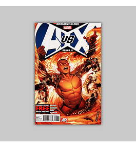 Avengers Vs. X-Men 8 2012