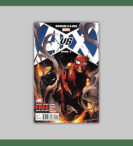 Avengers Vs. X-Men 9 2012