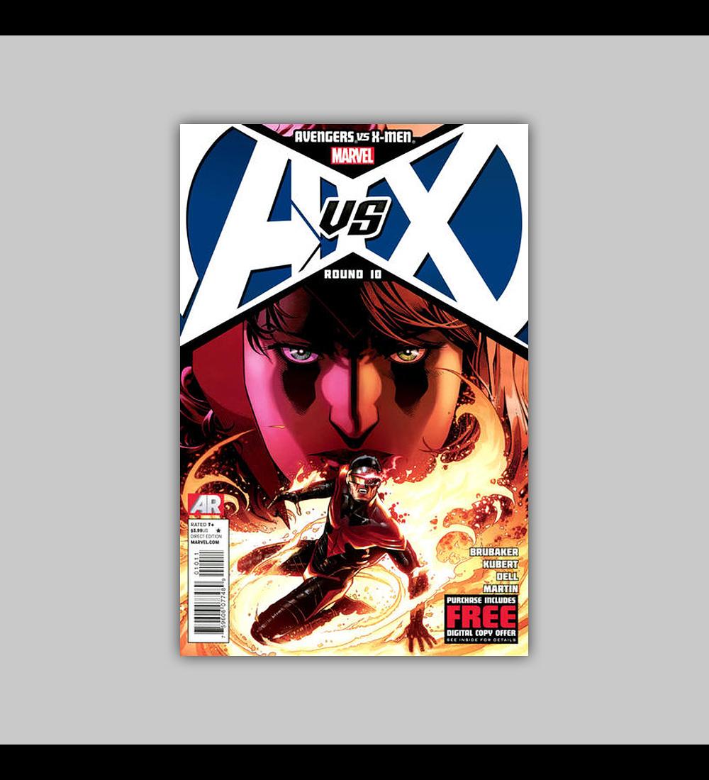 Avengers Vs. X-Men 10 2012