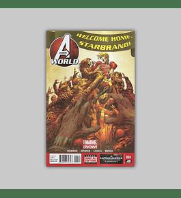 Avengers World 4 2014
