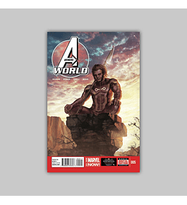 Avengers World 5 2014