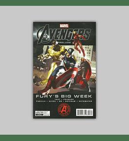 Avengers: Prelude 3 2012
