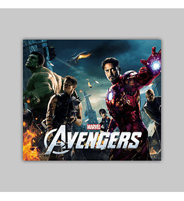 Avengers: The Art of the Avengers HC Slipcase 2012