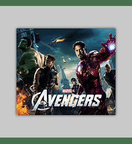 Avengers: The Art of the Avengers HC Slipcase 2012