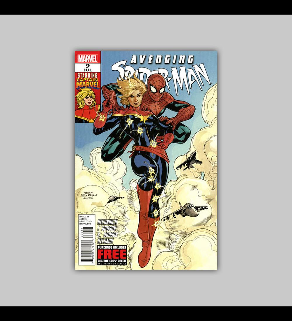 Avenging Spider-Man 9 2012