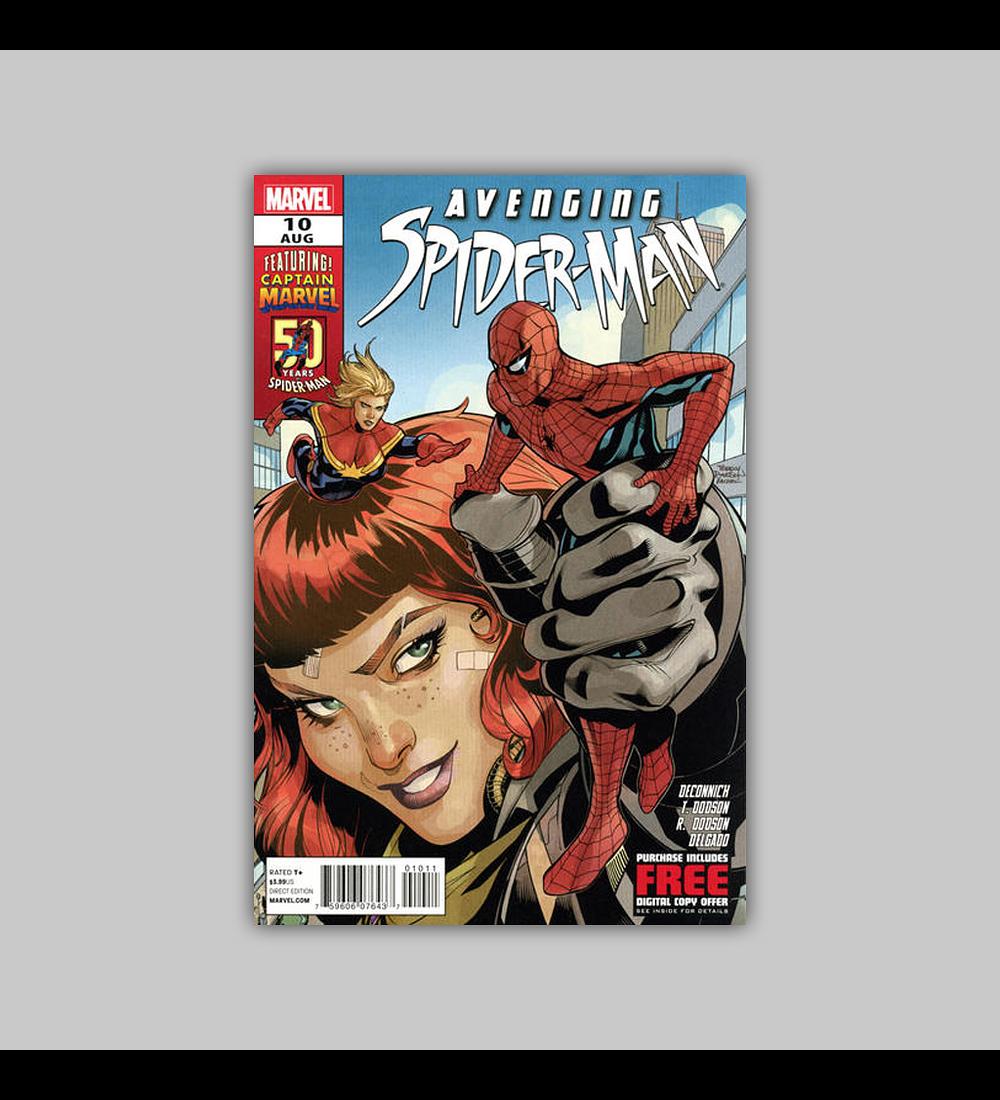 Avenging Spider-Man 10 2012