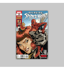 Avenging Spider-Man 10 2012