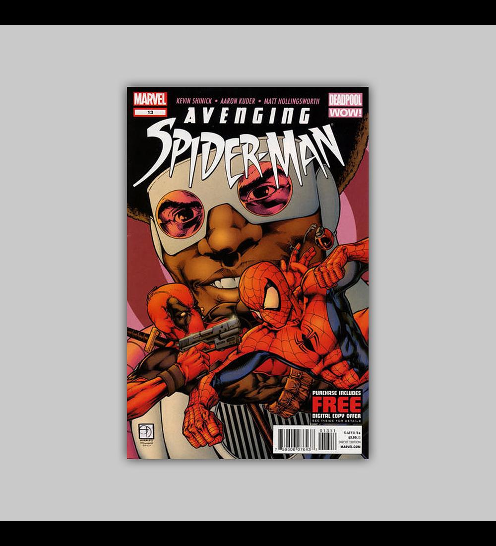 Avenging Spider-Man 13 2012