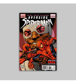 Avenging Spider-Man 13 2012