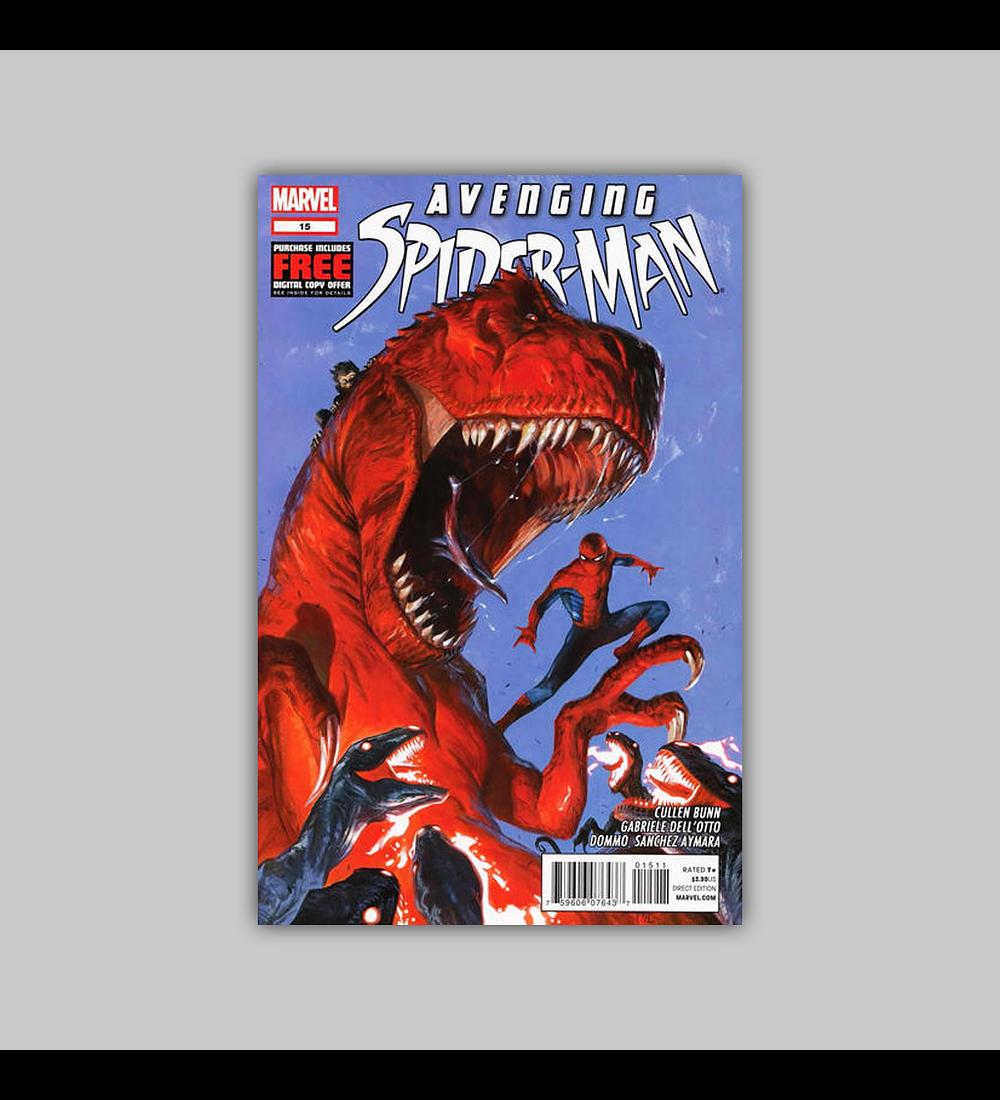 Avenging Spider-Man 15 2013
