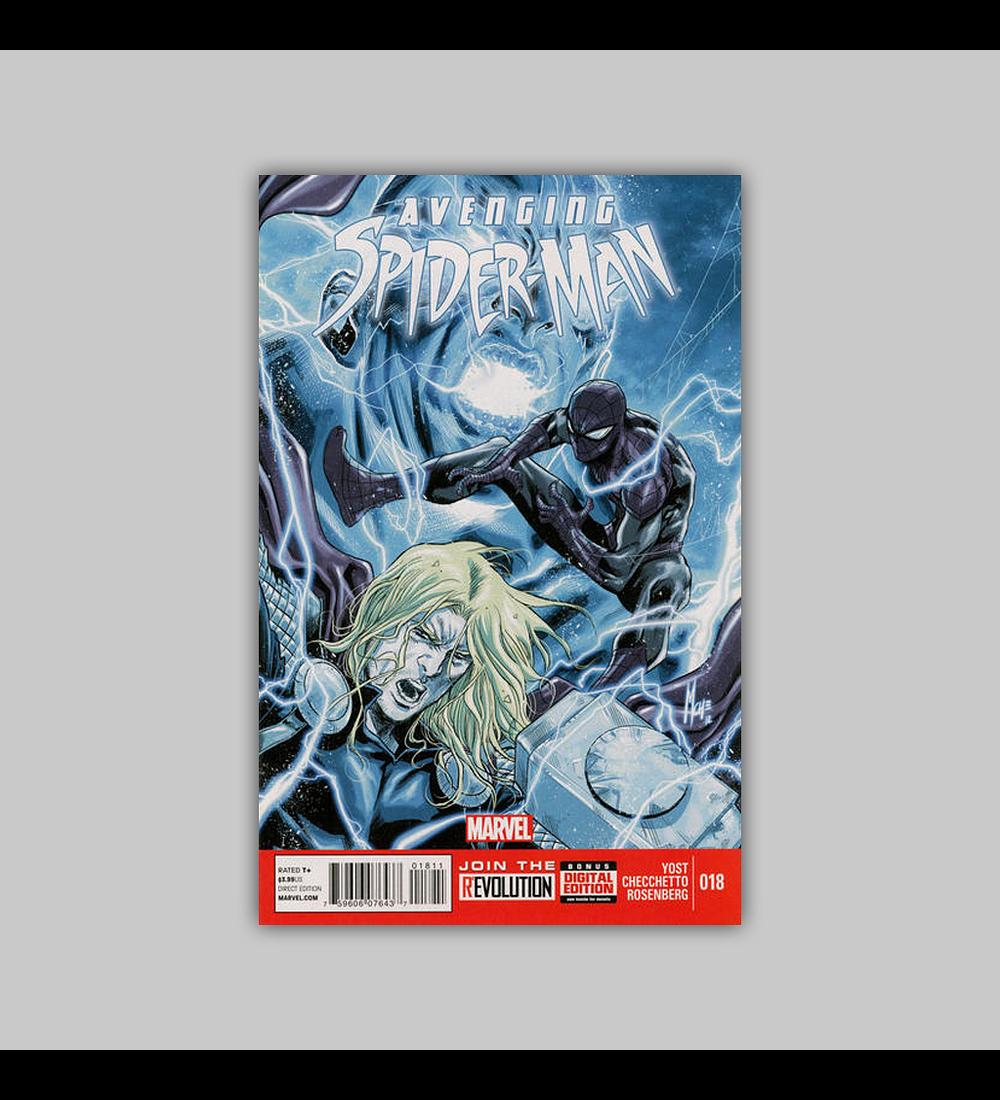 Avenging Spider-Man 18 2013