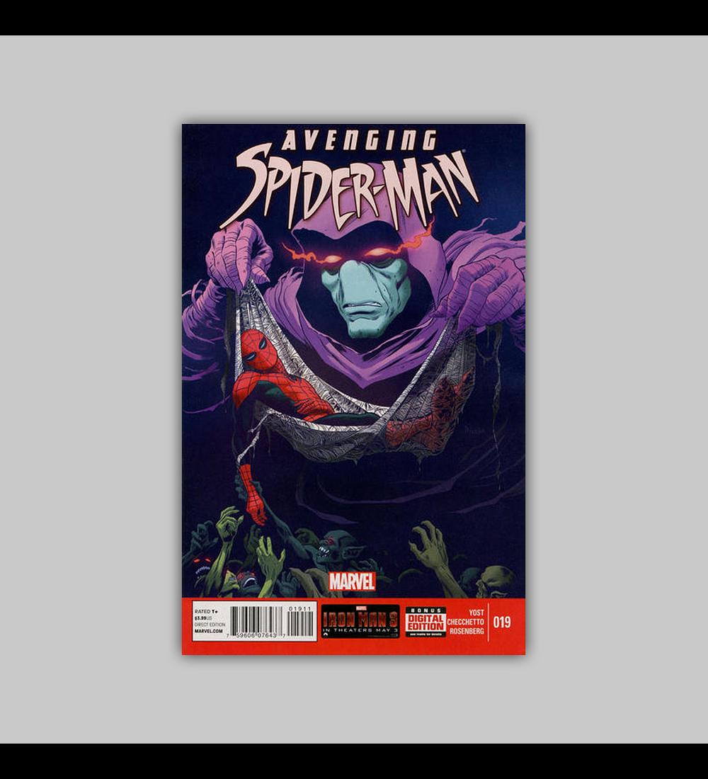Avenging Spider-Man 19 2013