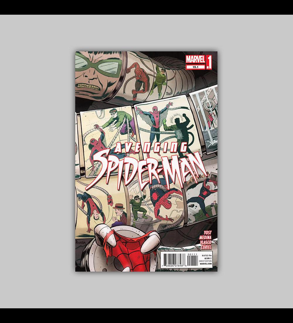 Avenging Spider-Man 15.1 2012