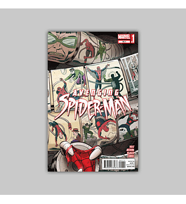 Avenging Spider-Man 15.1 2012