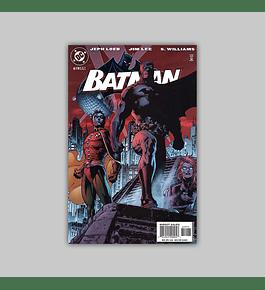 Batman 619 Heroes Cover 2003