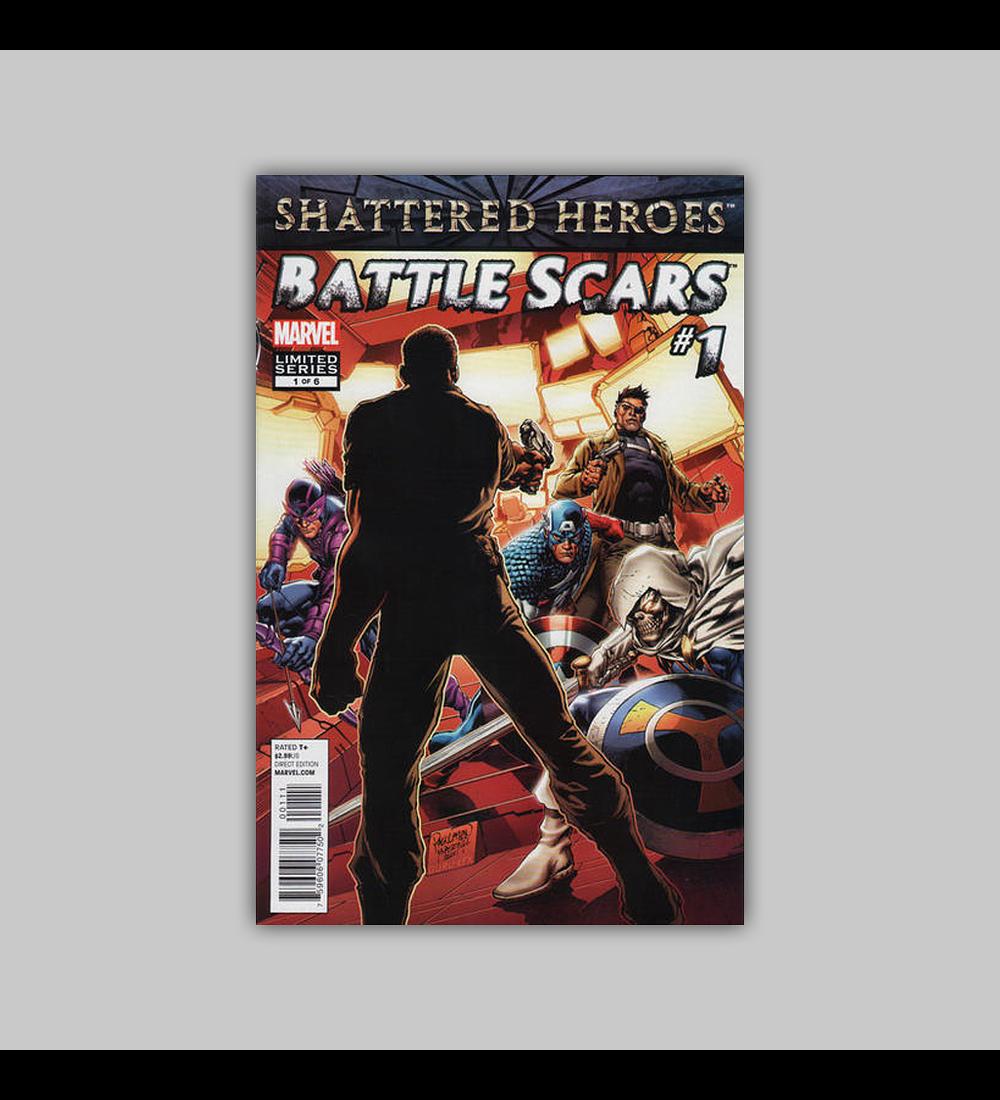 Battle Scars 1 2012