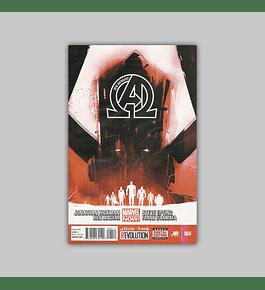 New Avengers (Vol. 3) 4 2013