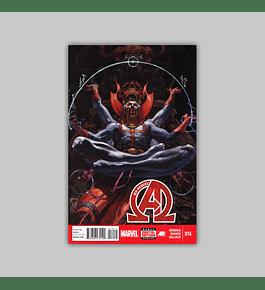 New Avengers (Vol. 3) 14 2014