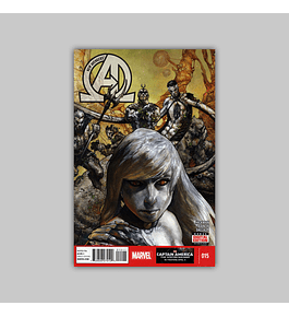 New Avengers (Vol. 3) 15 2014