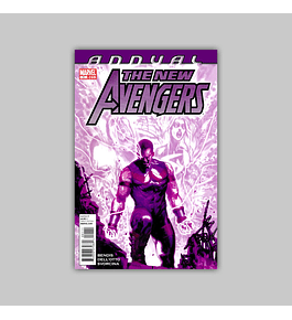 New Avengers Annual 1 2011