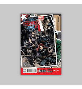 Secret Avengers (Vol. 2) 1 2013