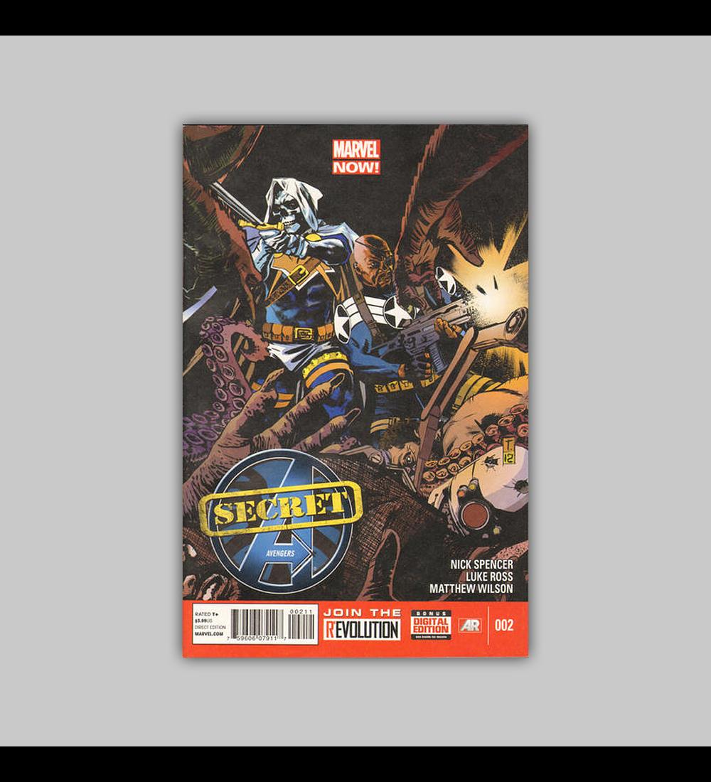 Secret Avengers (Vol. 2) 2 2013