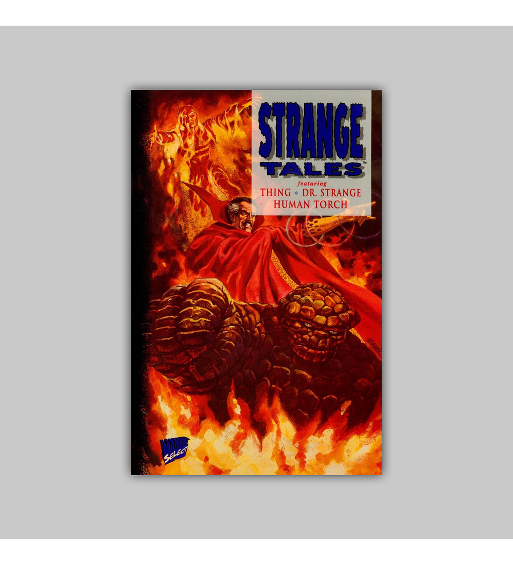 Strange Tales: Thing, Dr. Strange e Human Torch Acetate