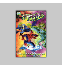 Untold Tales of Spider-Man: Strange Encounters 1998
