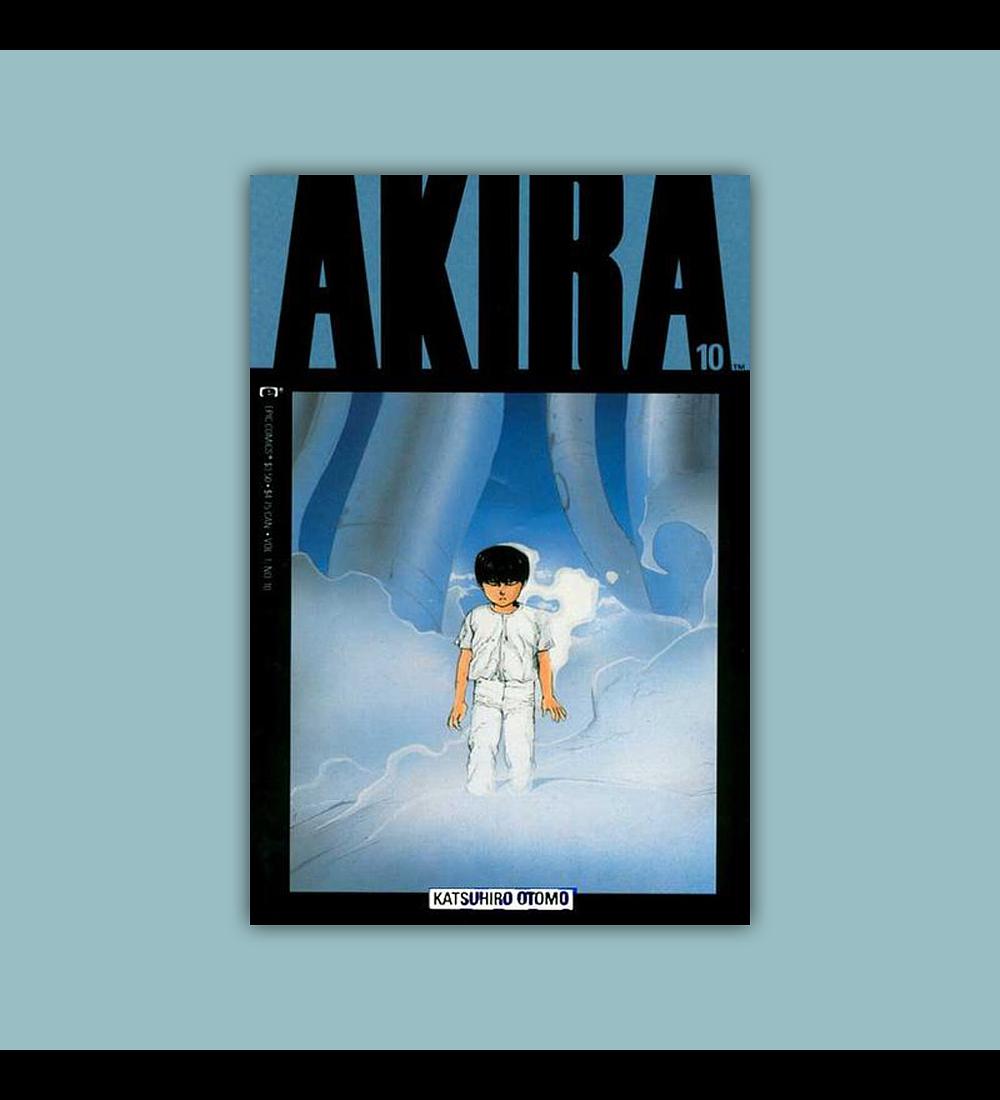 Akira 10 1989