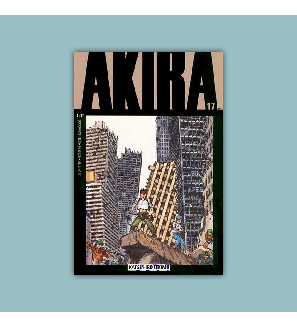 Akira 17 1990