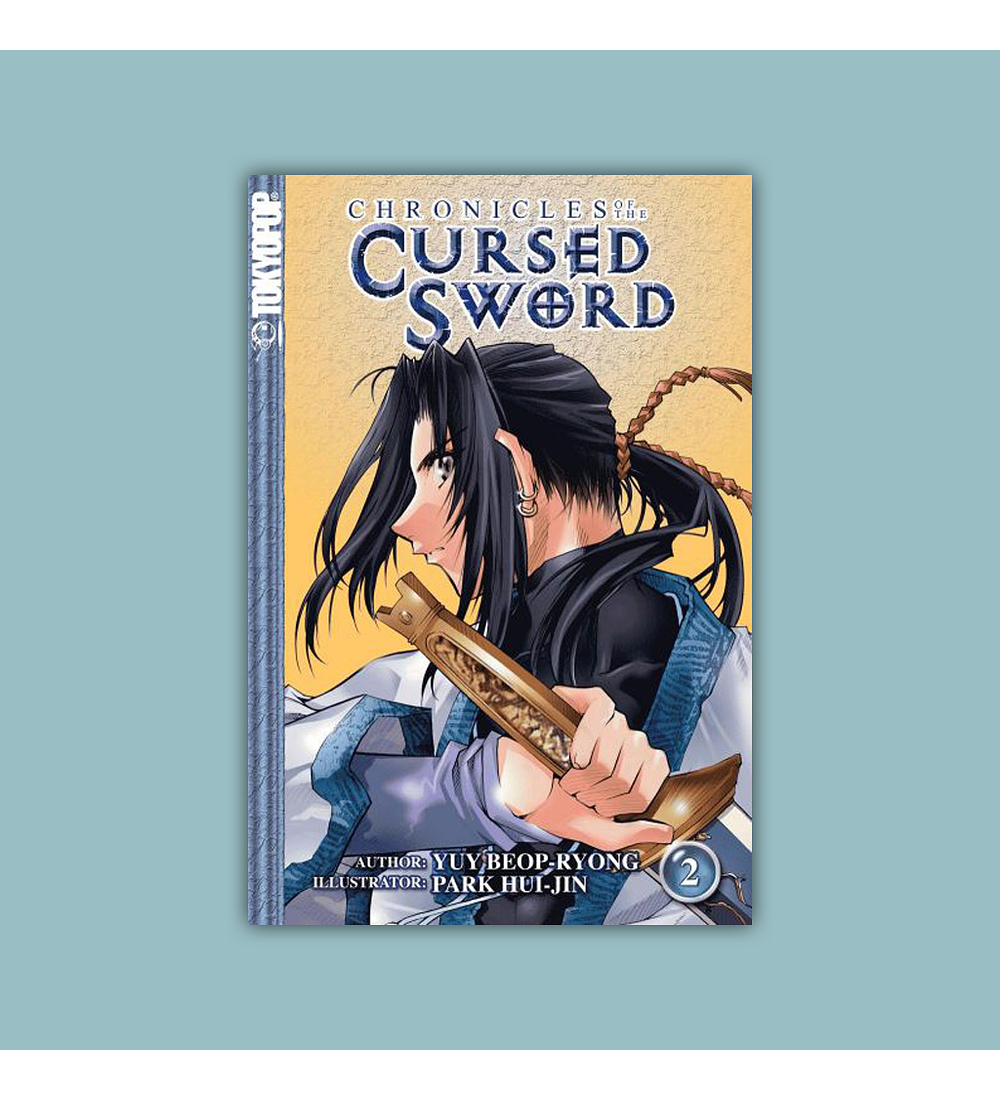 Chronicles of the Cursed Sword Vol. 02 2003