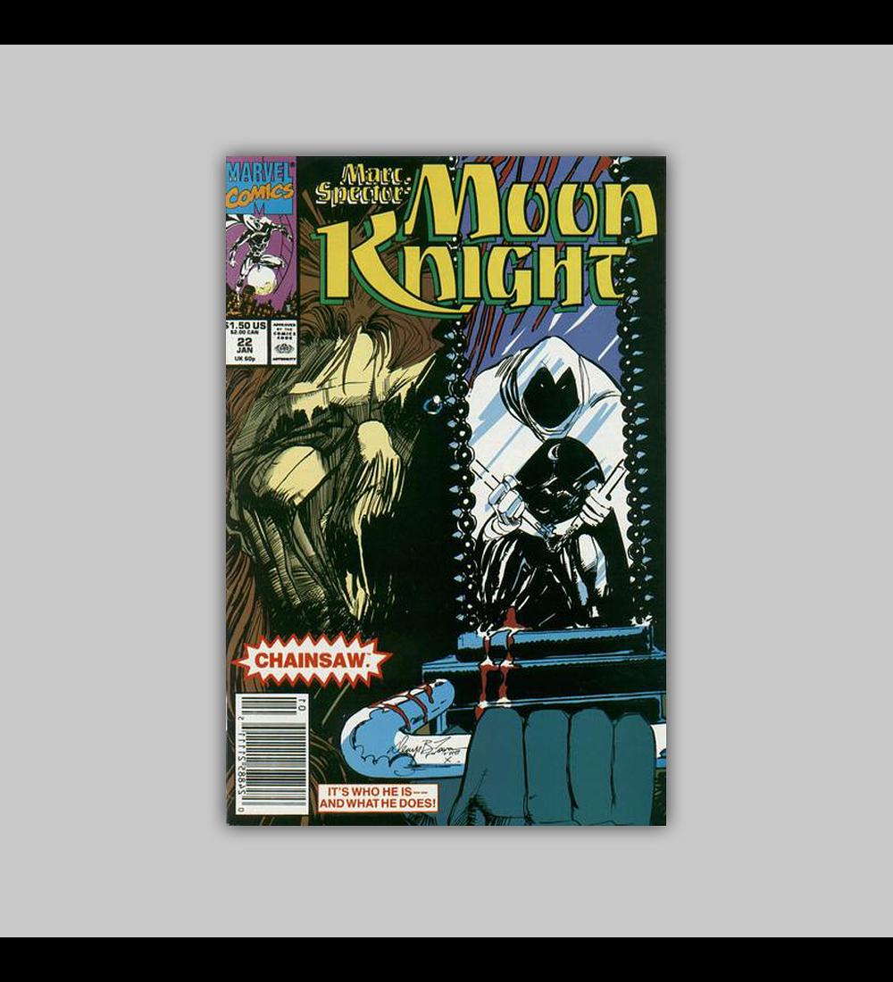 Marc Spector: Moon Knight 22 1991
