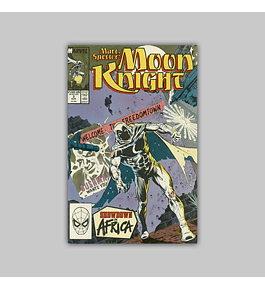 Marc Spector: Moon Knight 3 1989