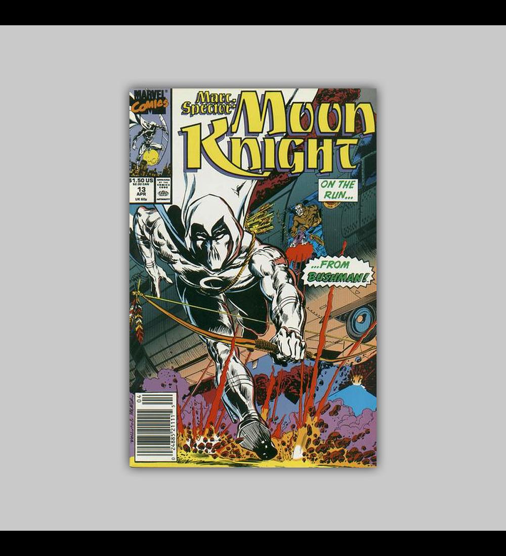 Marc Spector: Moon Knight 13 1990