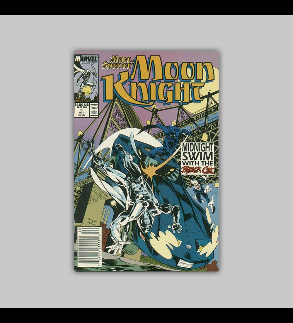 Marc Spector: Moon Knight 5 1989