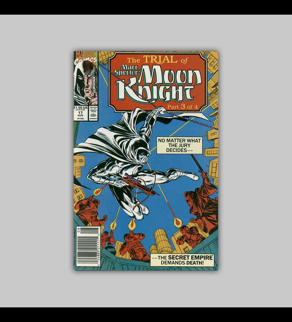 Marc Spector: Moon Knight 17 1990