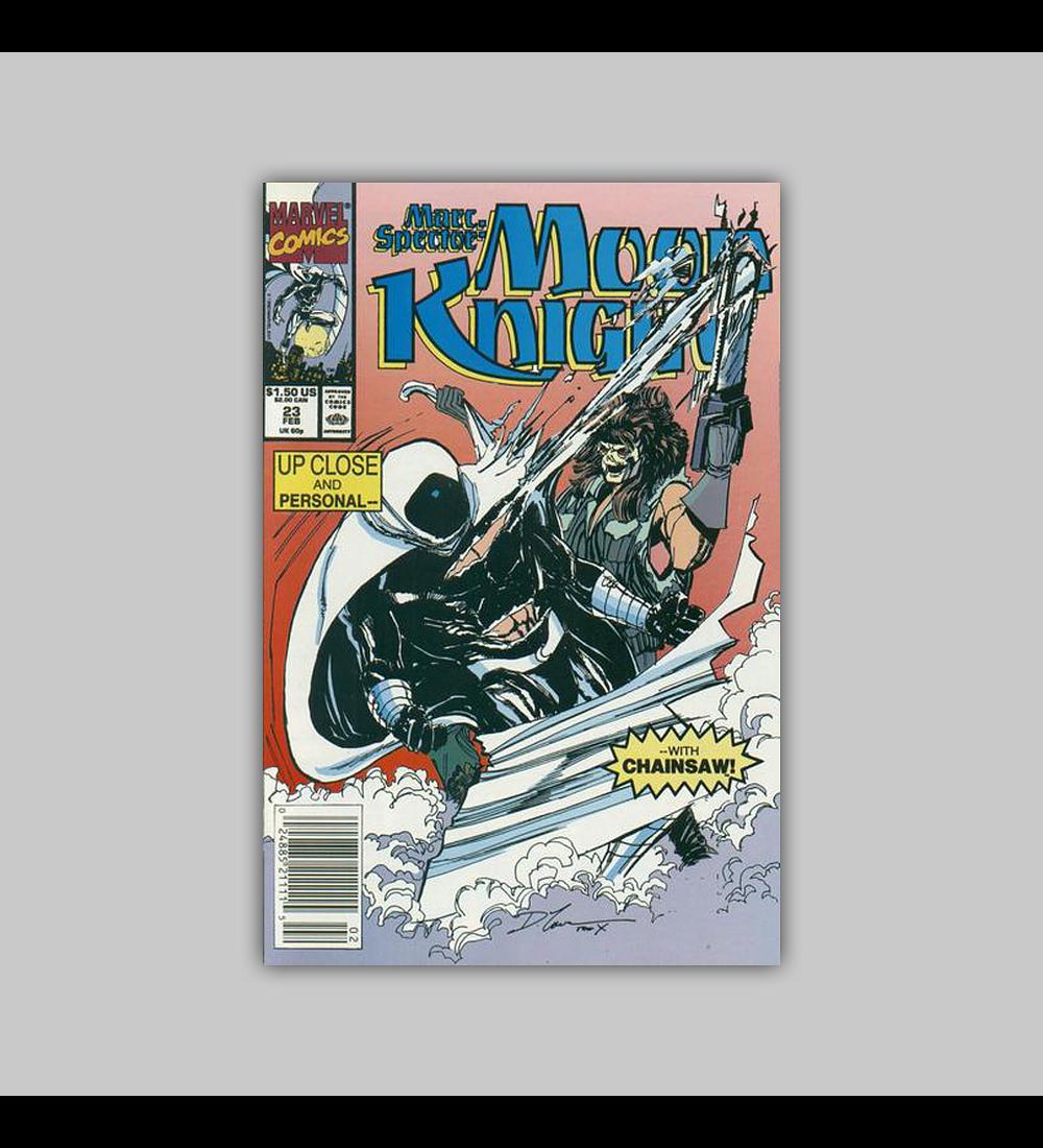 Marc Spector: Moon Knight 23 1982
