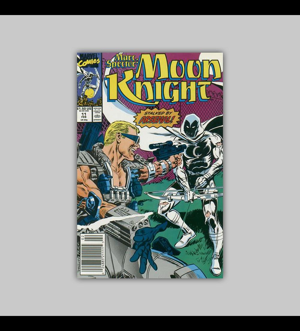 Marc Spector: Moon Knight 11 1990