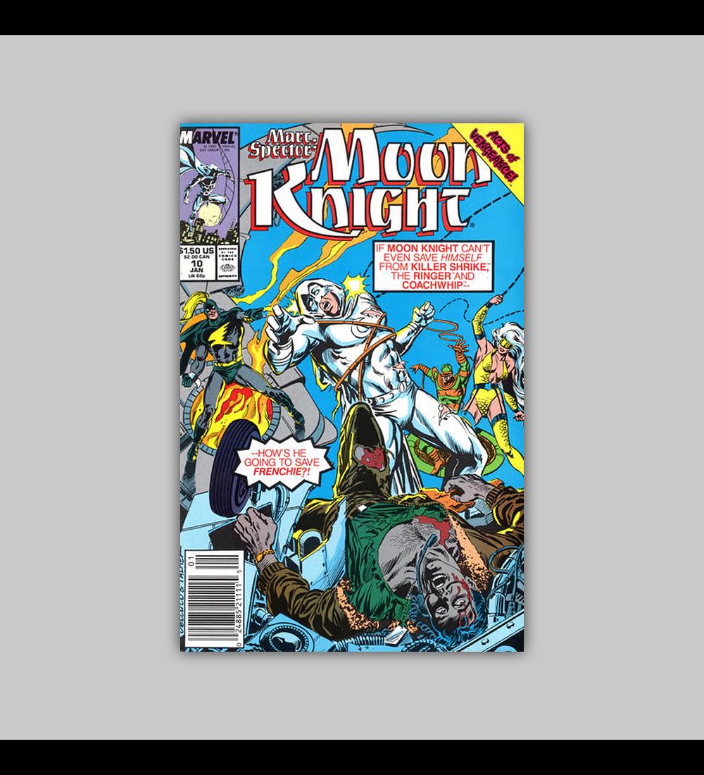 Marc Spector: Moon Knight 10 1990
