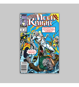 Marc Spector: Moon Knight 10 1990