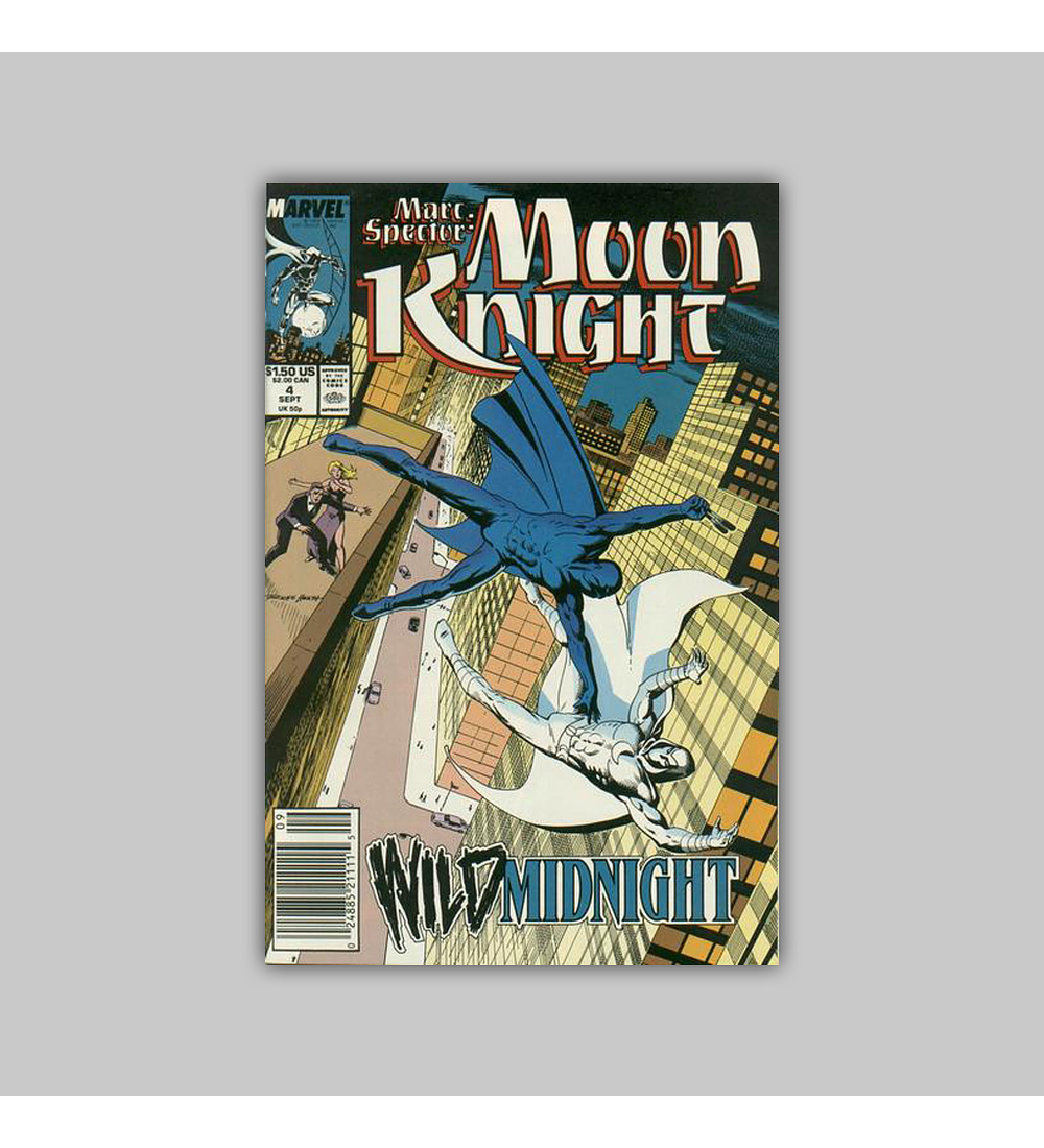 Marc Spector: Moon Knight 4 1989