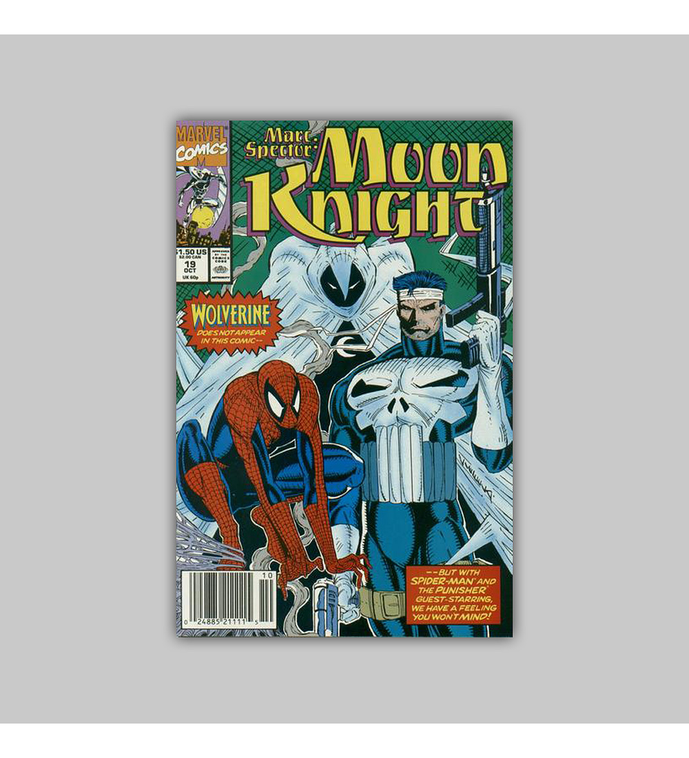 Marc Spector: Moon Knight 19 1990