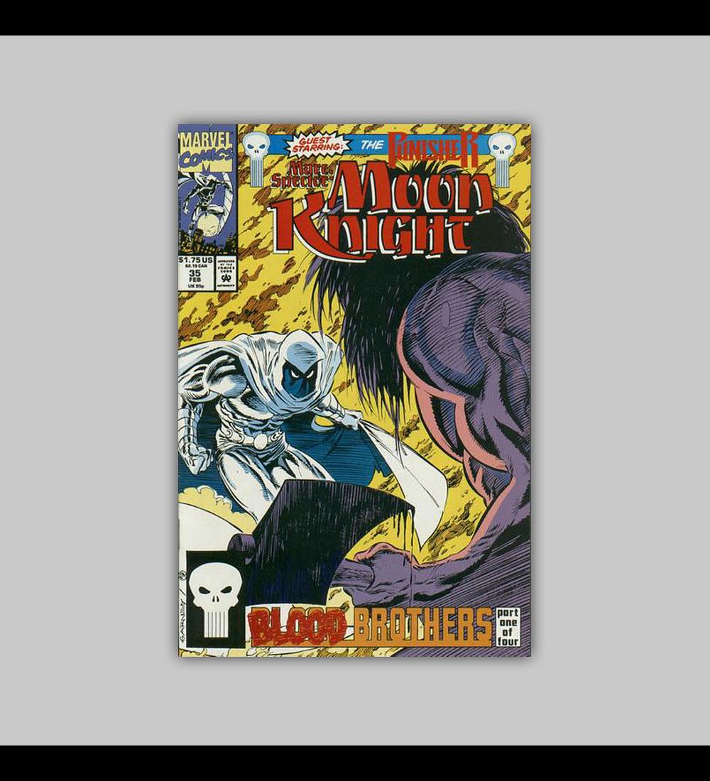 Marc Spector: Moon Knight 35 1992