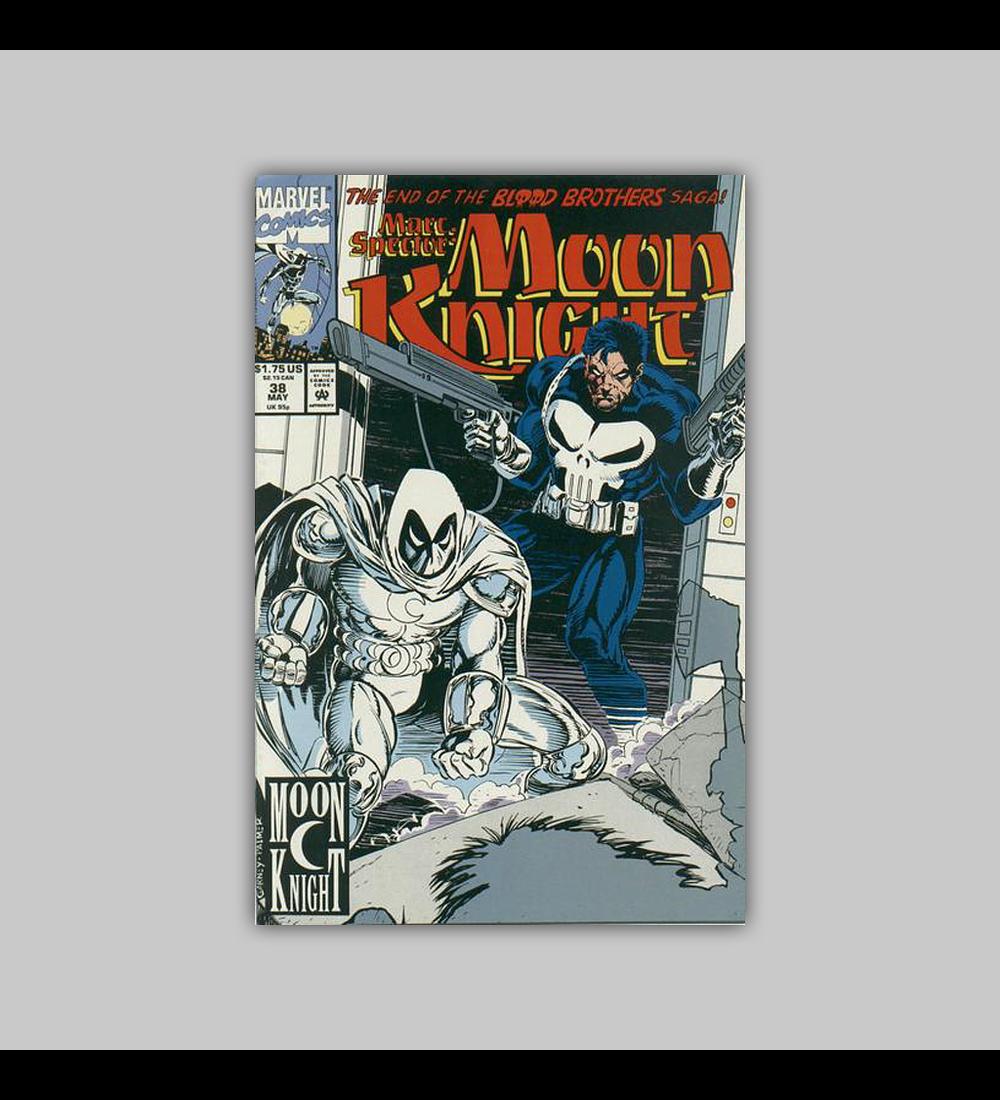 Marc Spector: Moon Knight 38 1992